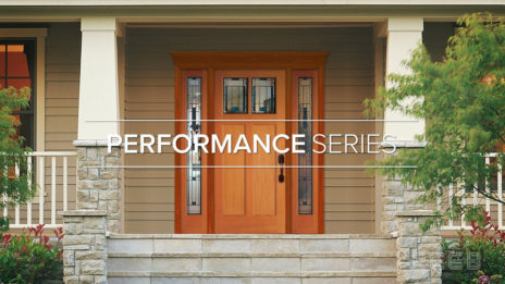 Simpson Performance Series Doors